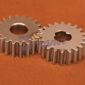 R PUMP GEARS SET METAL